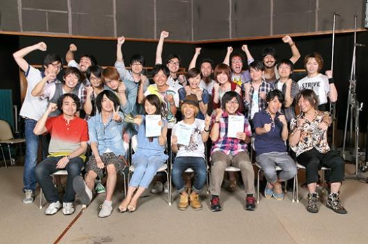 Kuroko no Basuke 2nd season cast