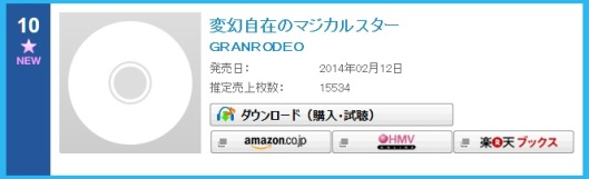 Oricon Weekly