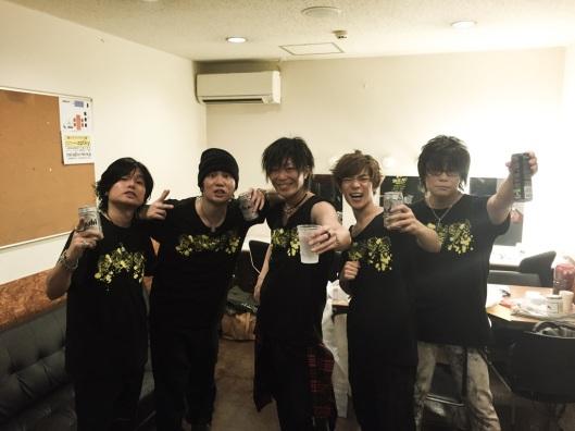 From Kiiyan's Twitter