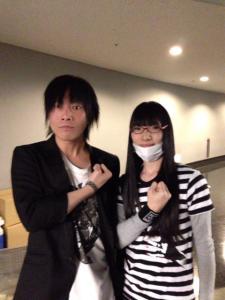 Kiiyan and Ryu