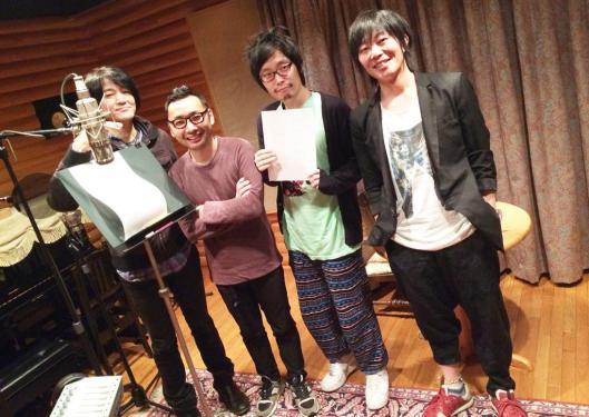 GuraP recording
