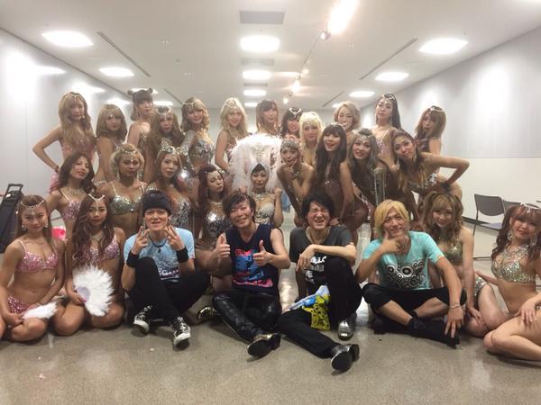 From Chinatsu burlesque Tokyo's Twitter