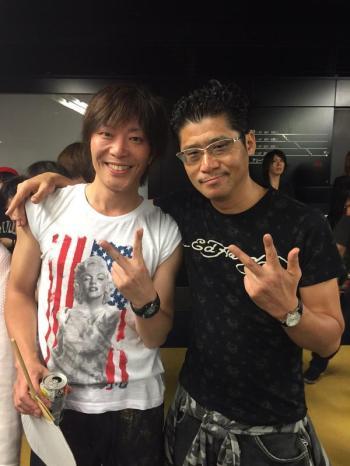 From Koyama Tsuyoshi's Twitter.